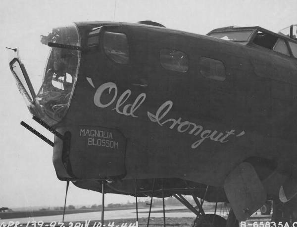 B-17 #42-37969 / Old Irongut