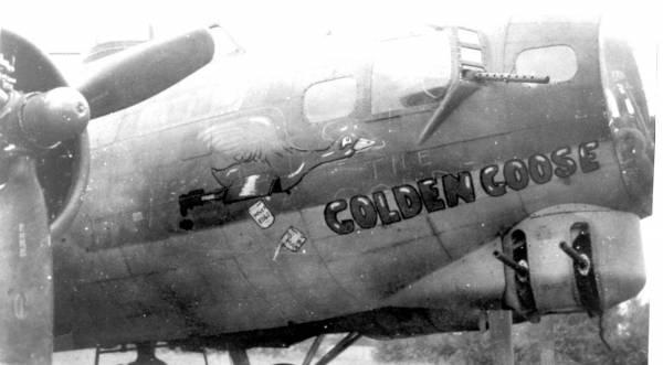 B-17 #42-38049 / The Golden Goose
