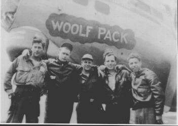 B-17 #42-97206 / Woolf Pack