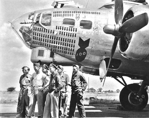 B-17 #42-97210 / Jamaica Ginger
