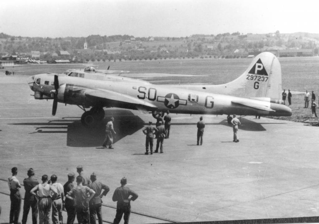 B-17 42-97237