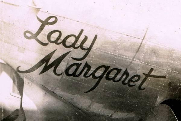 B-17 #42-97263 / Lady Margaret