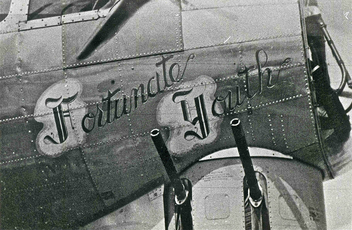 B-17 #42-97396 / Fortunate Youth