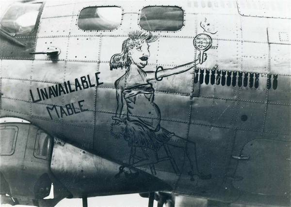 B-17 #42-97397 / Unavailable Mabel