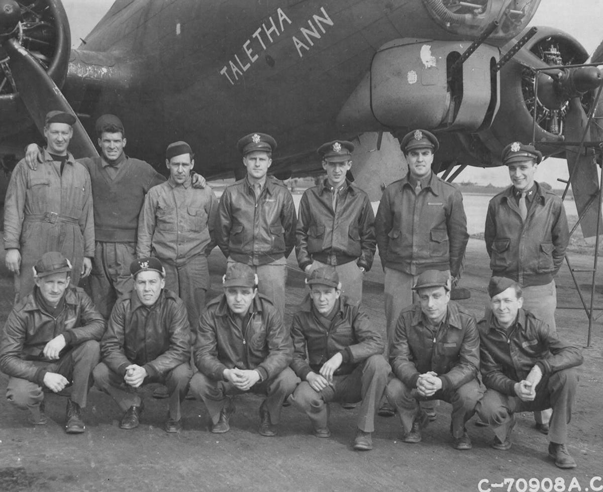 B-17 #42-97485 / Taletha Ann
