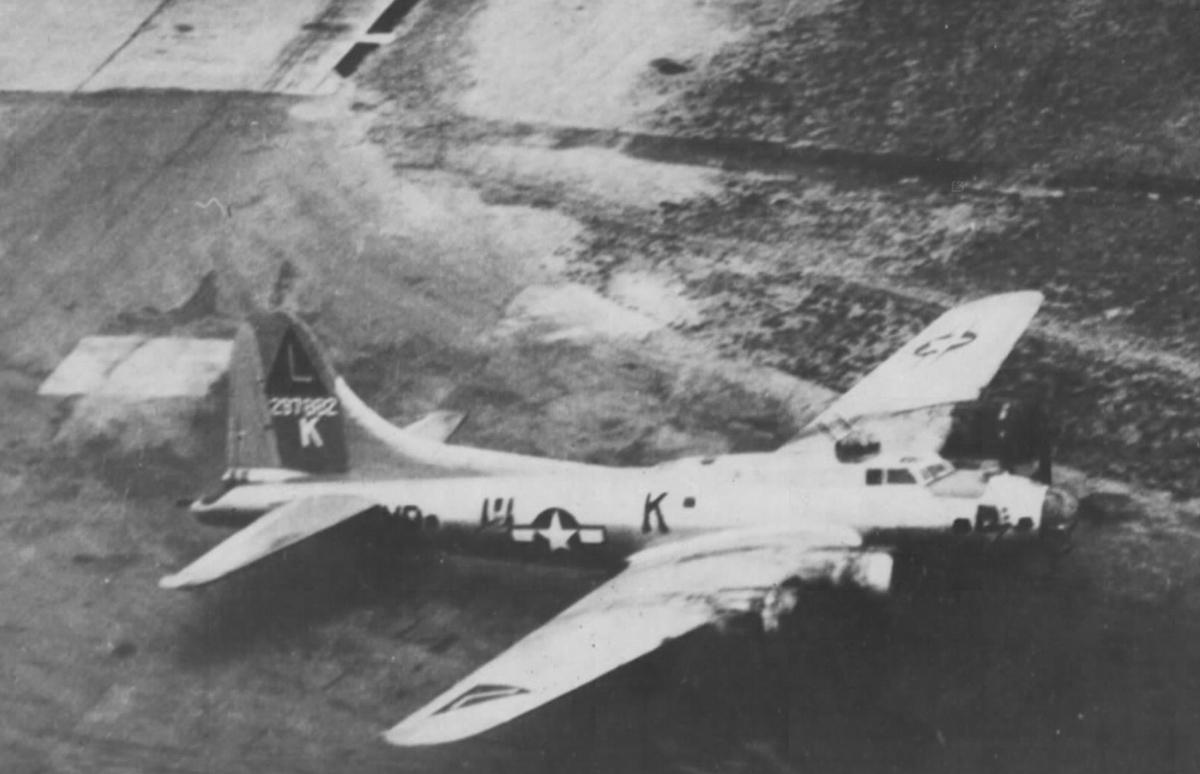 B-17 #42-97882