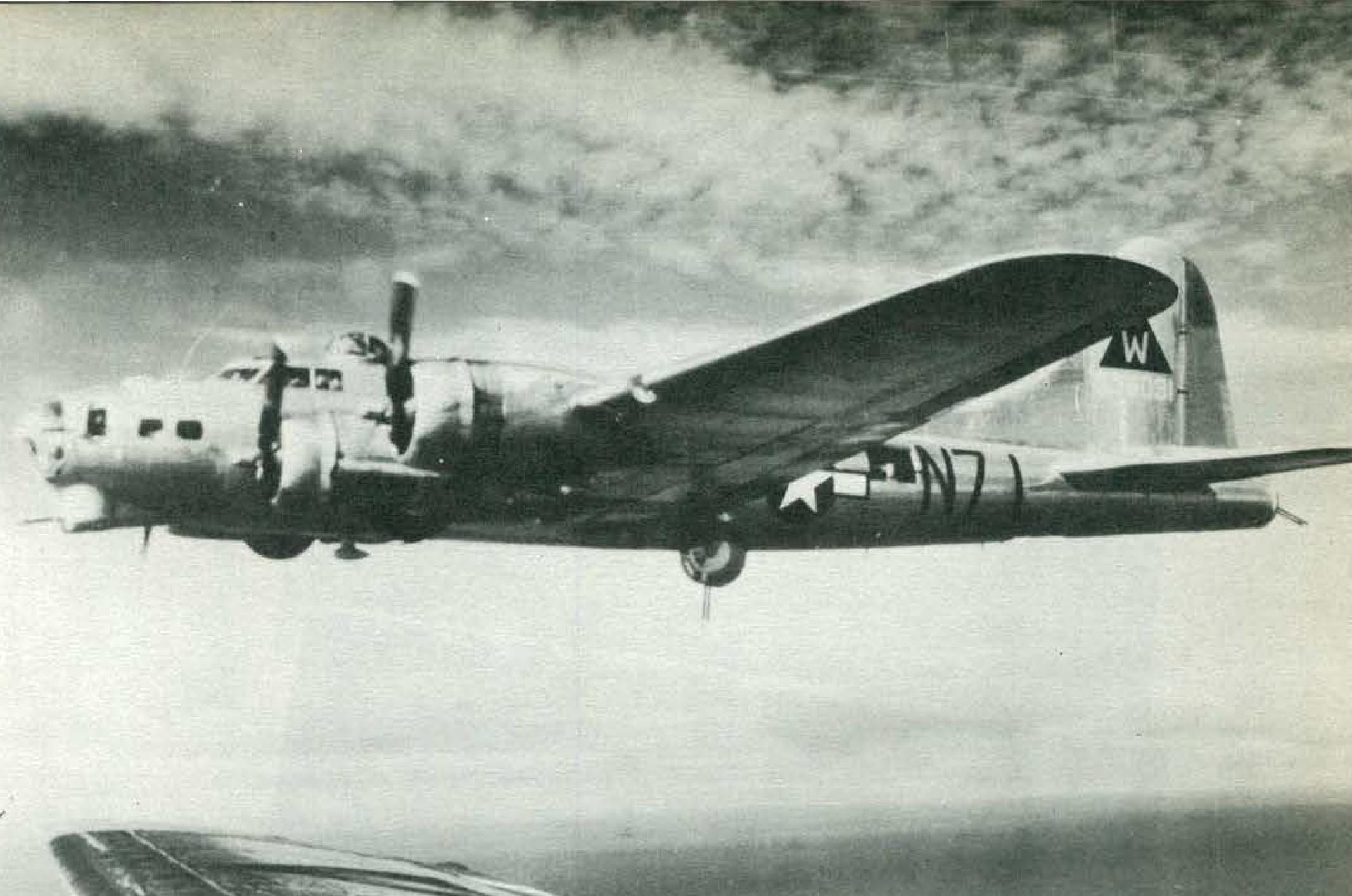 B-17 #43-38091