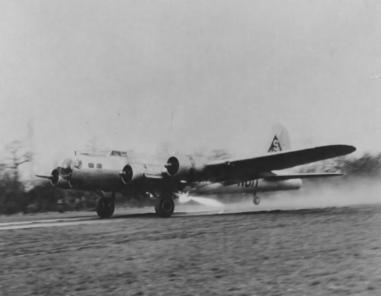 B-17 #43-39137
