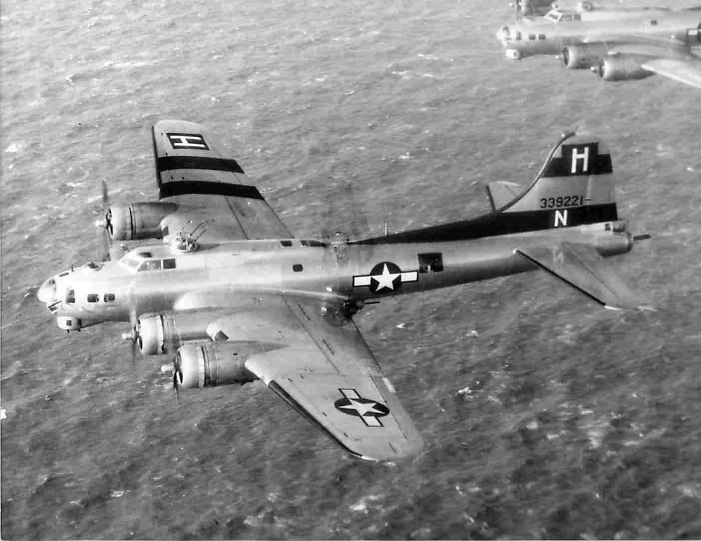 B-17 #43-39221