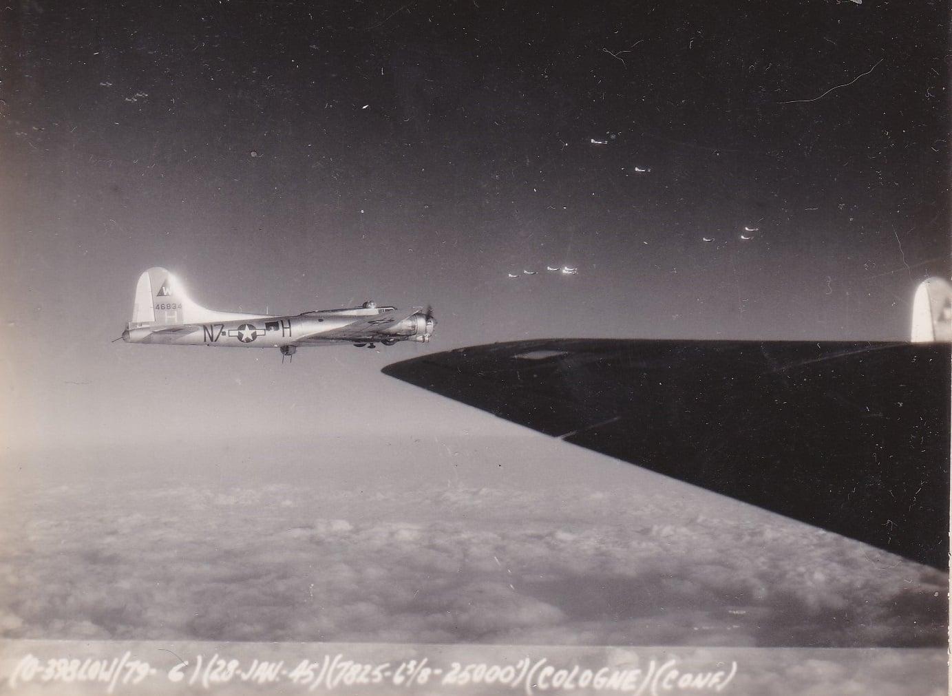 B-17 #44-6834