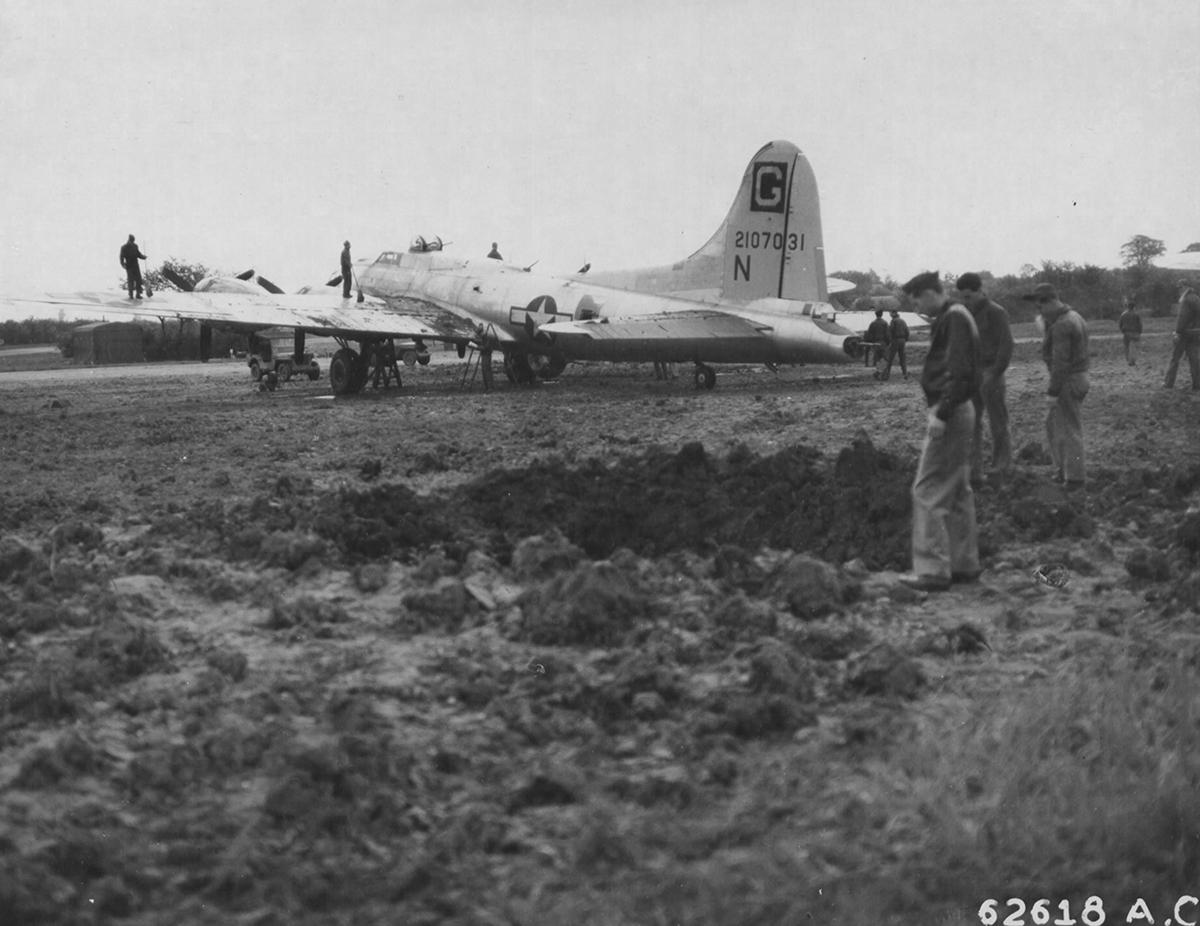 B-17 #42-107031