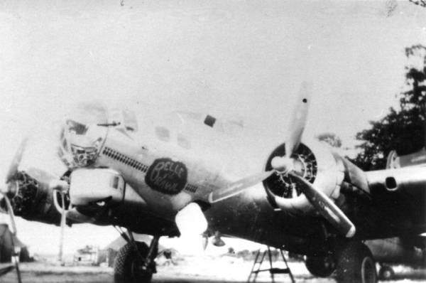 B-17 #42-107202 / Belle of the Brawl