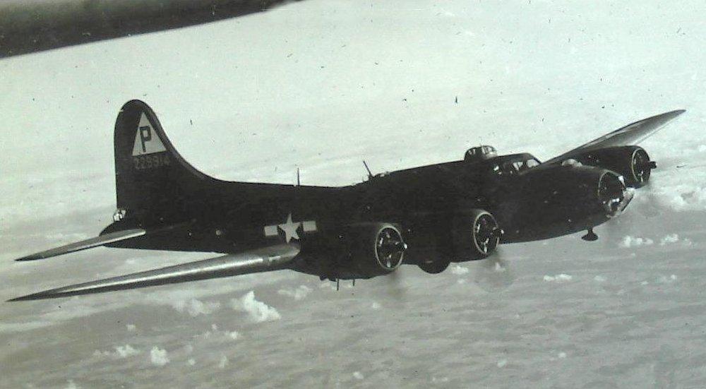 B-17 #42-29914