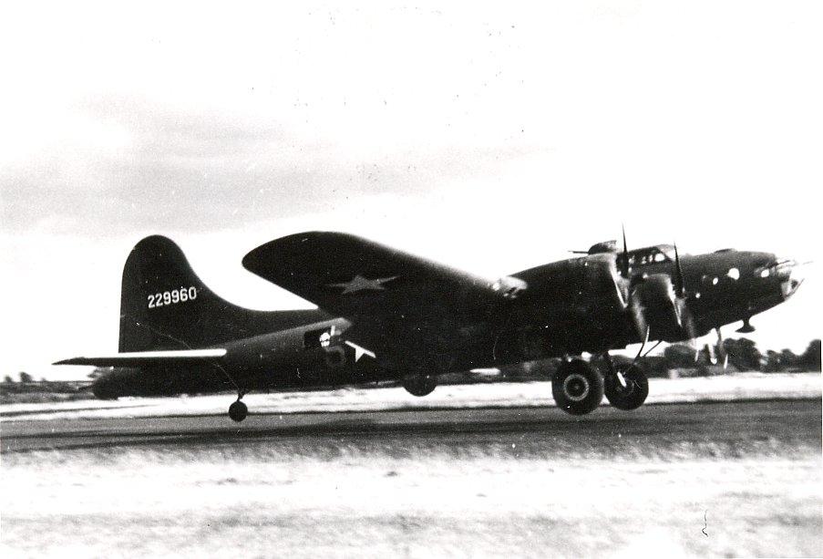 B-17 #42-29960 / Nymokymi