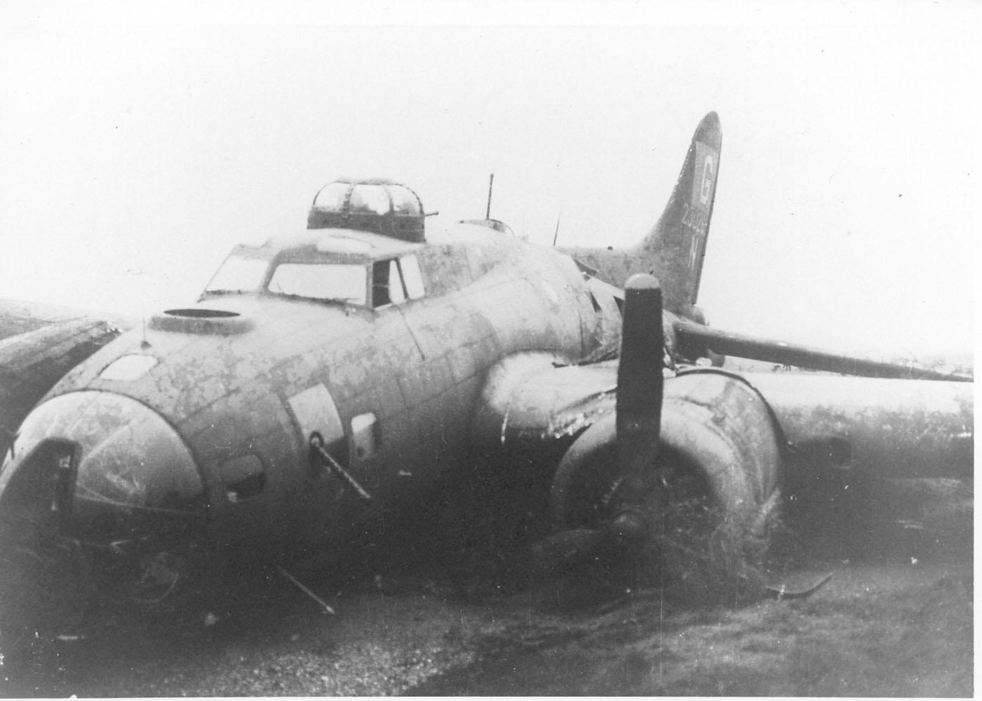 B-17 #42-30263 / Pregnant Portia aka Portia's Revenge