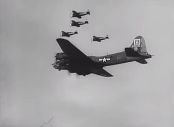 B-17 #42-30342 / T'aint A Bird II