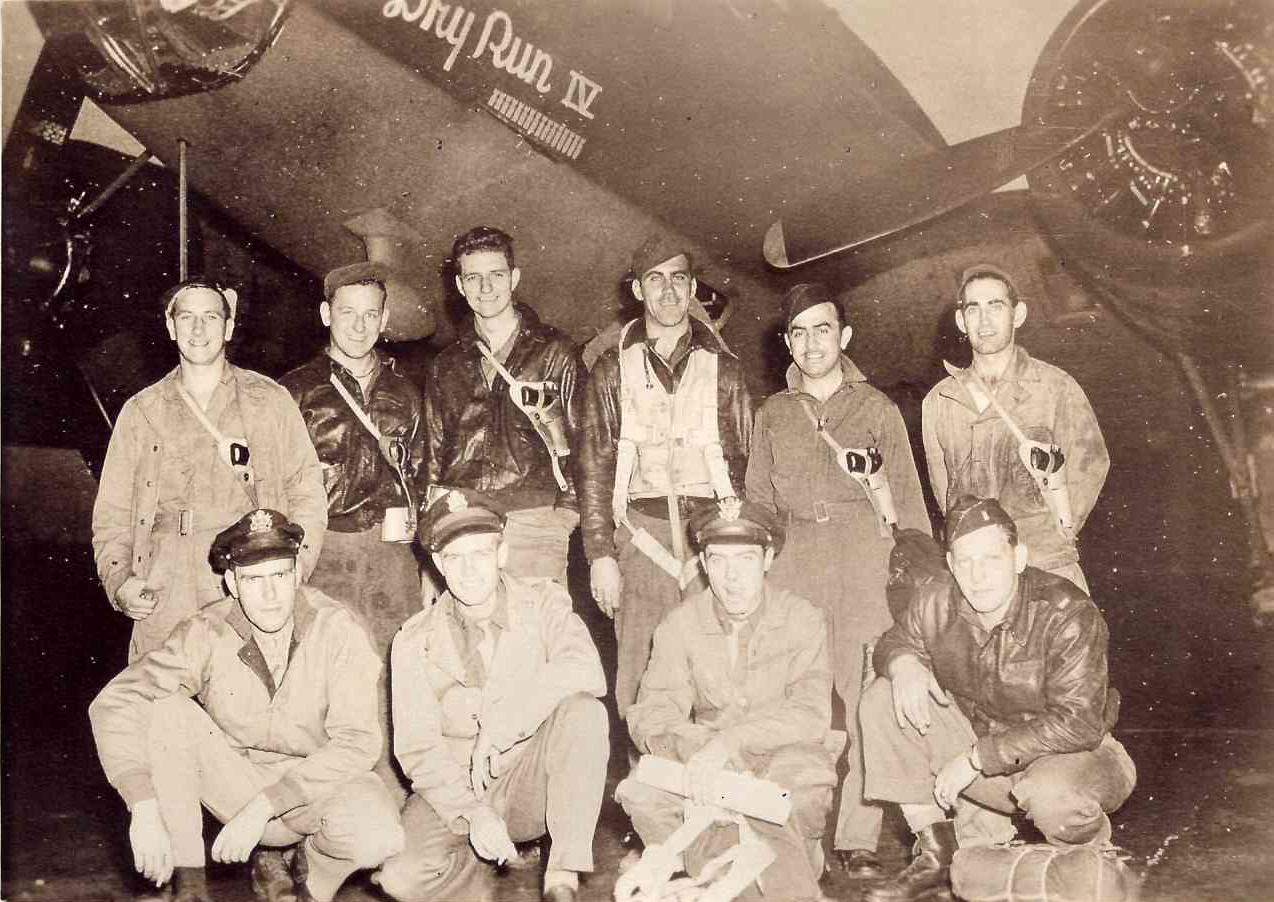 B-17 #42-30602 / Dry Run IV