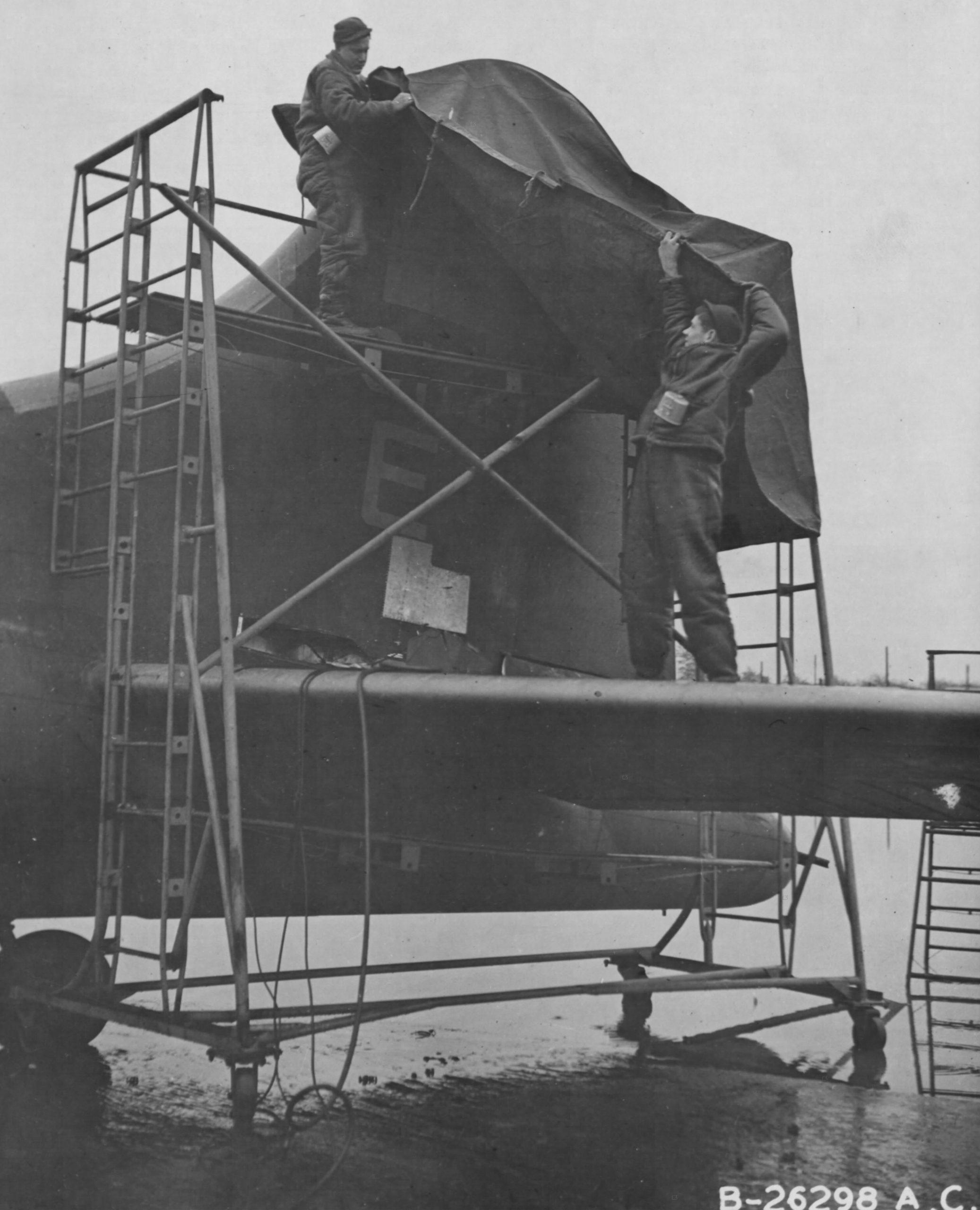 B-17 #42-31121