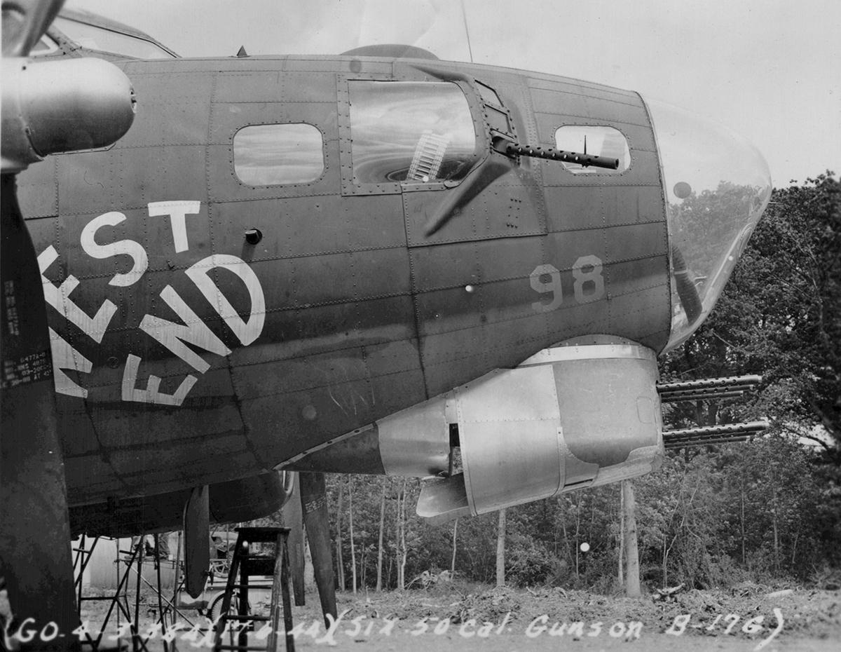 B-17 #42-31435 / West End
