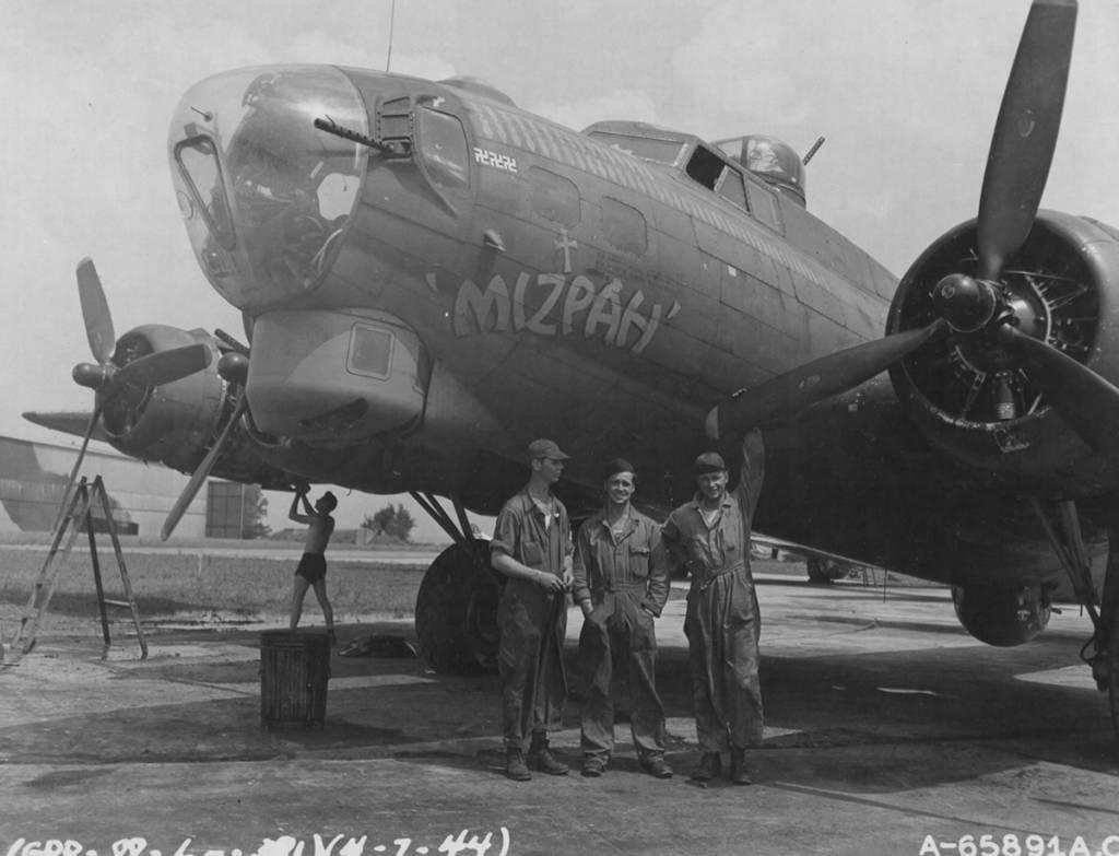 B-17 #42-31575 / Mizpah