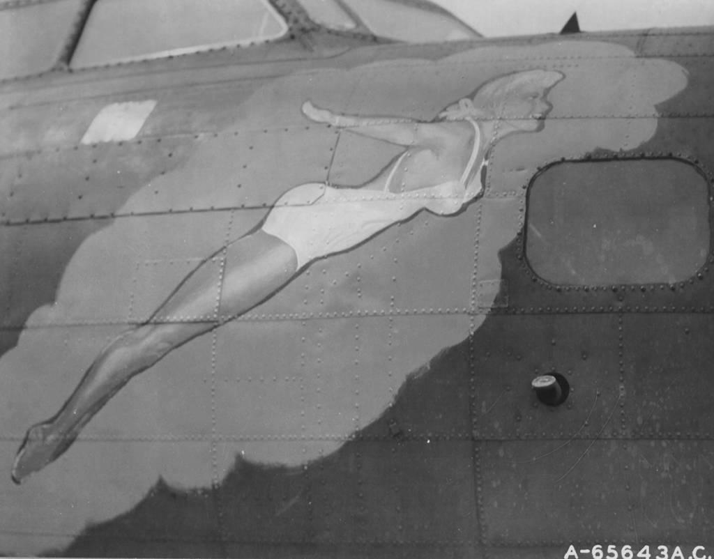 B-17 #42-31891 / The Shape