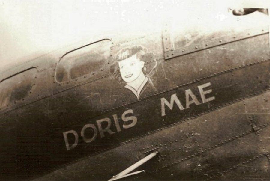B-17 #42-3218 / Doris Mae