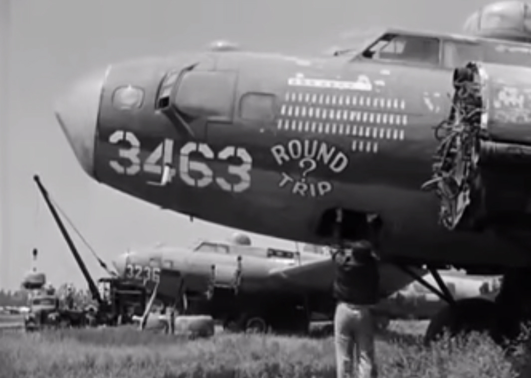 B-17 #42-3463