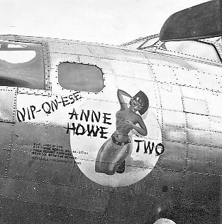 B-17 #42-37794 / Anne Howe Too