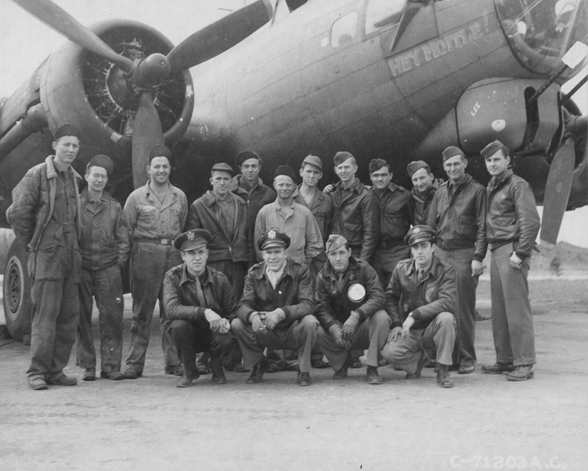 B-17 42-39821
