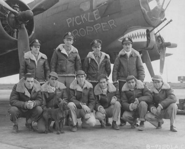 B-17 #42-39887 / Pickle Dropper IV