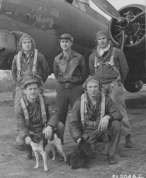 B-17 #42-39911 / Mary Lou