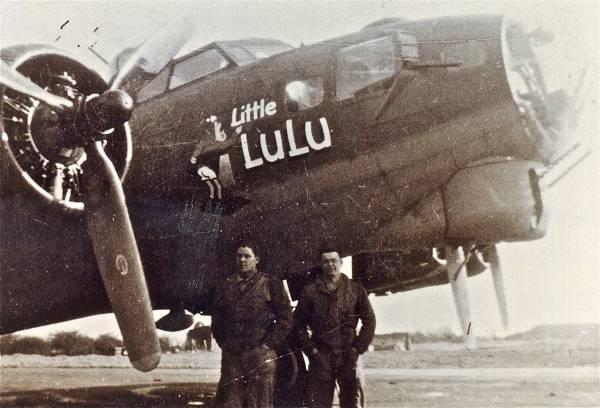 B-17 #42-39963 / Little Lulu