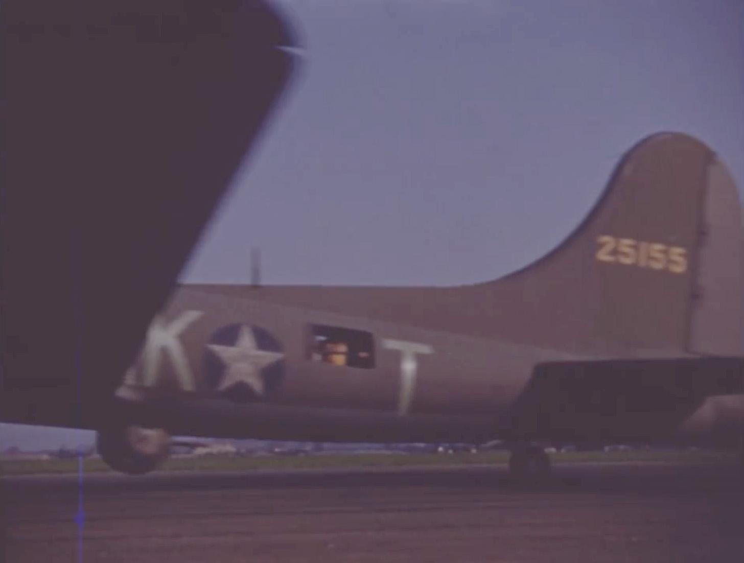 B-17 #42-5155