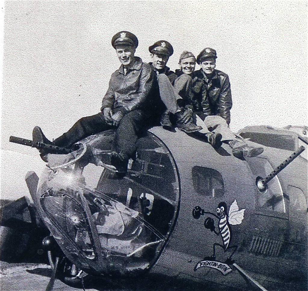 B-17 #42-5426 / Fightin' Bitin'