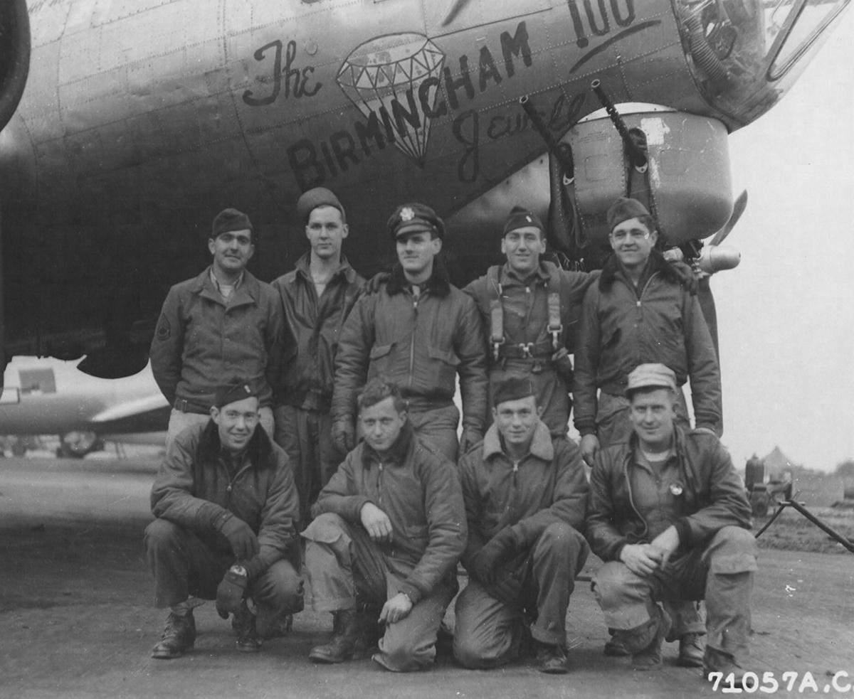 B-17 #42-97678 / The Birmingham Jewell