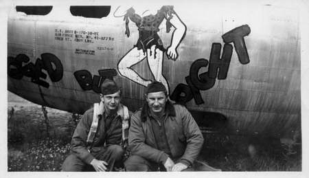 B-17 #42-97790 / Ragged But Right