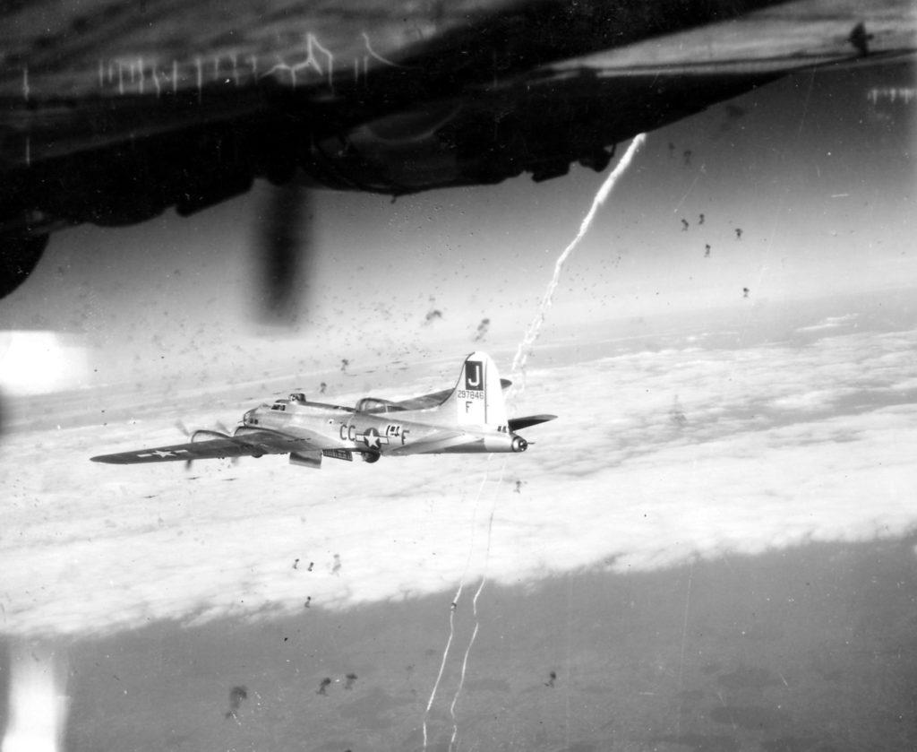 B-17 #42-97846 / Belle of the Brawl