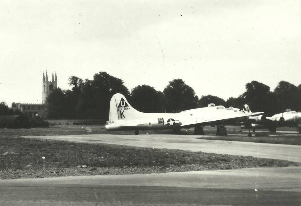B-17 #42-97955