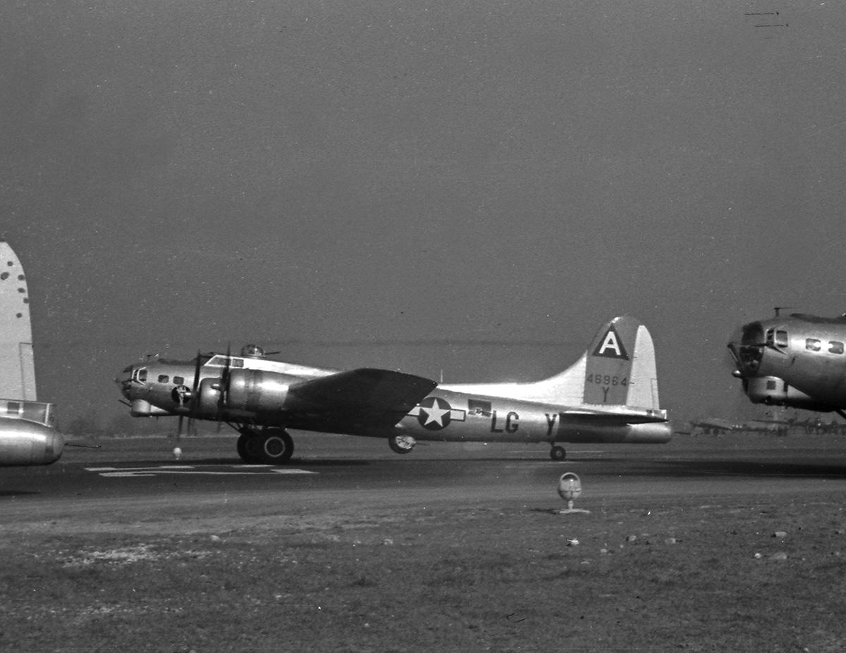 B-17 #44-6964