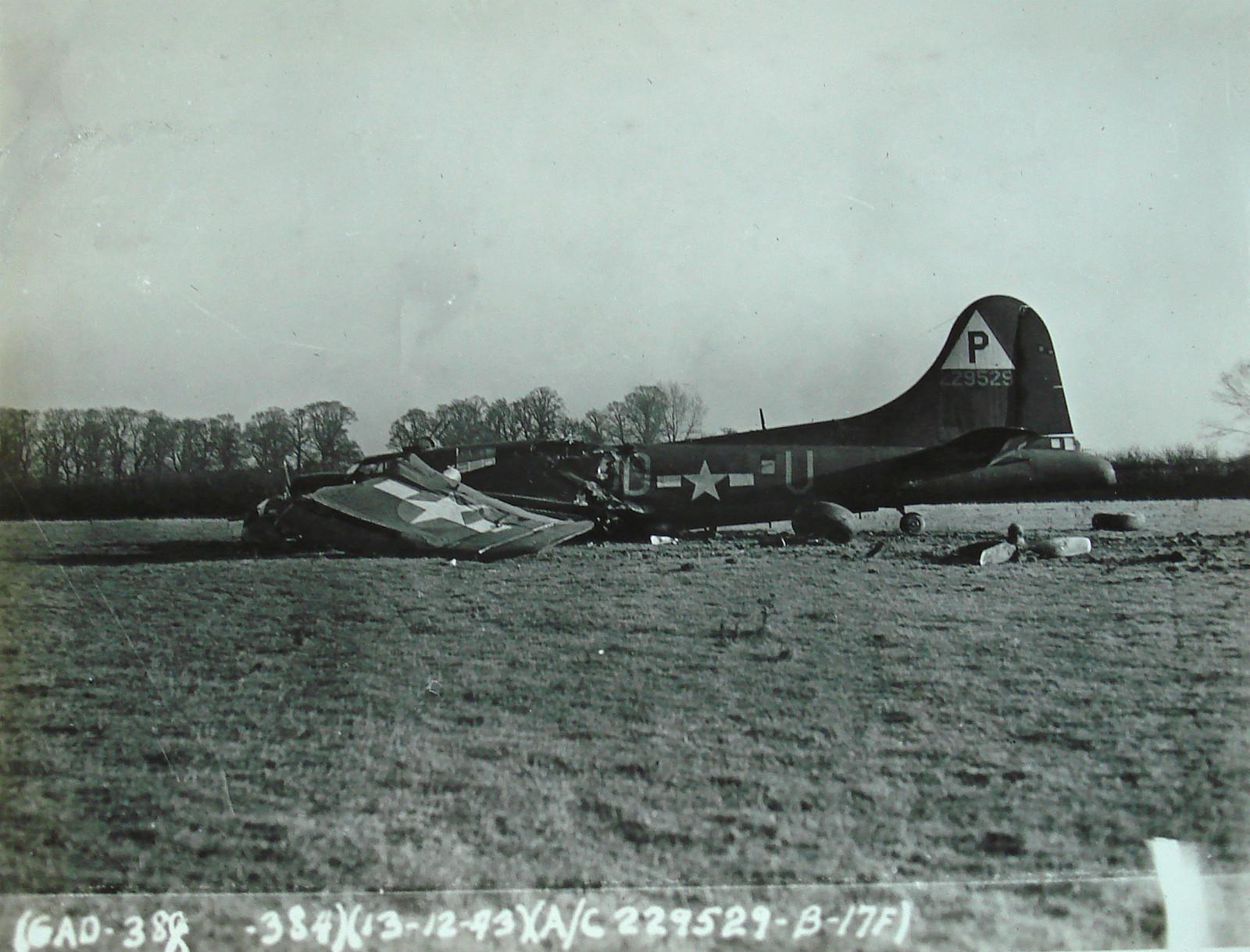 B-17 #42-29529 / Nora II