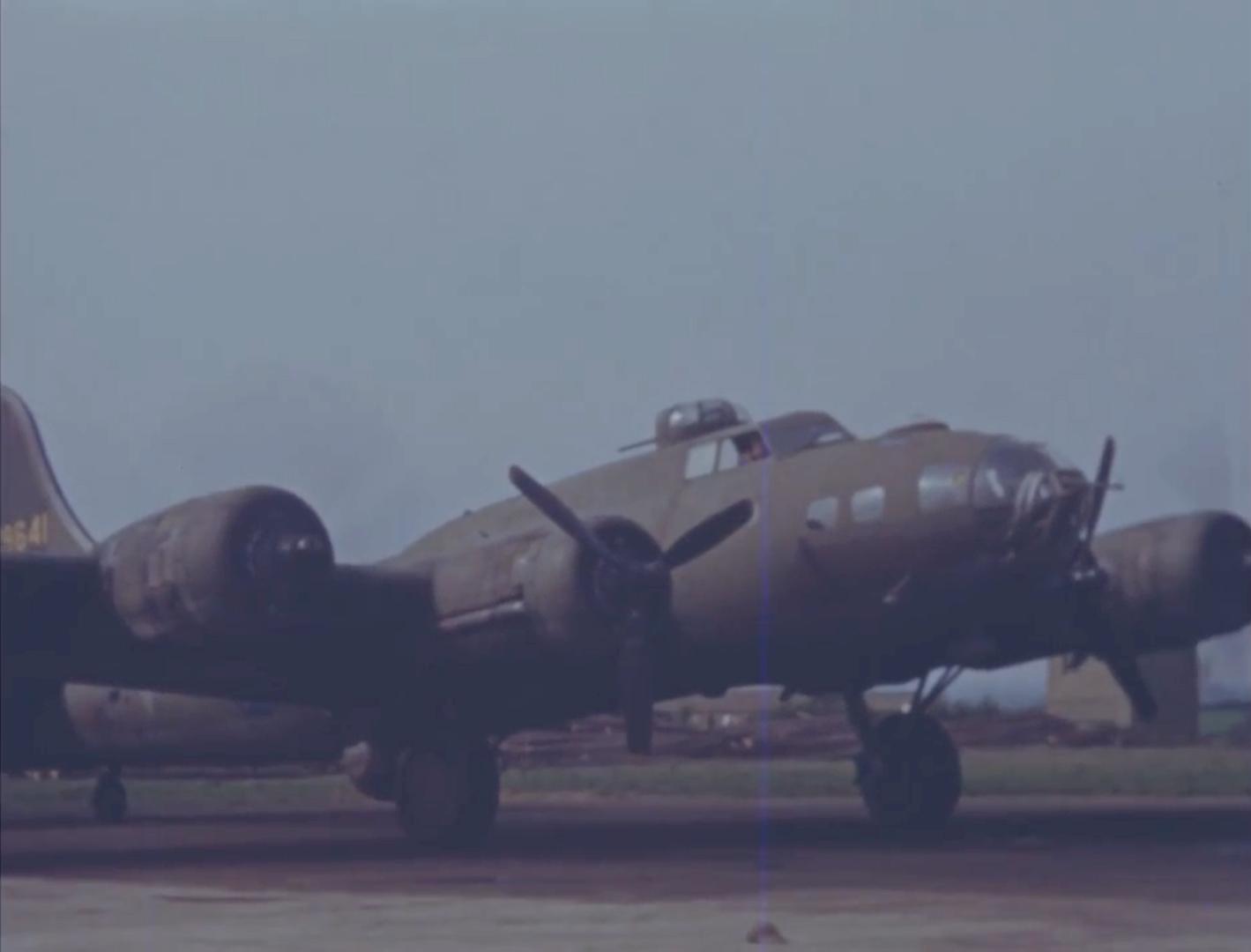 B-17 #42-29641 / Black Swan