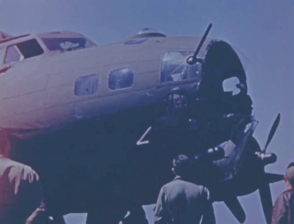 B-17 #42-29673 / Old Bill