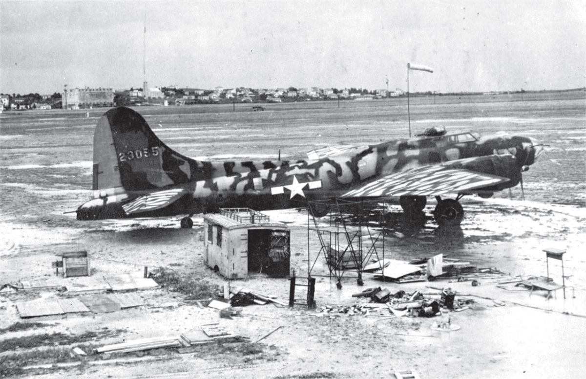 B-17 #42-3055