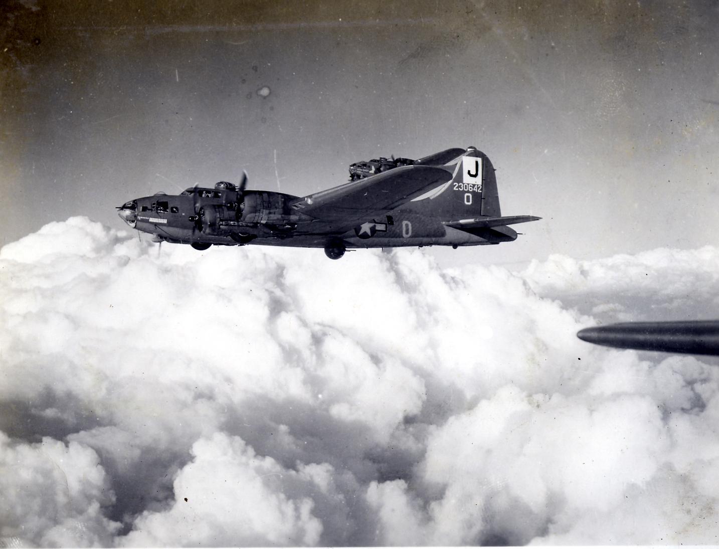 B-17 #42-30642 / Geronimo
