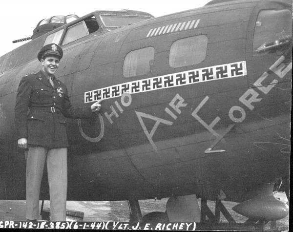 B-17 #42-30737 / Ohio Air Force