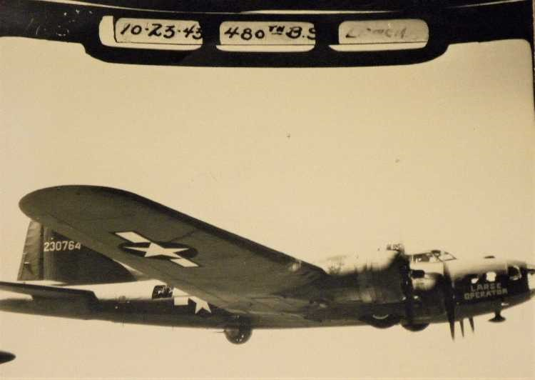 B-17 #42-30764