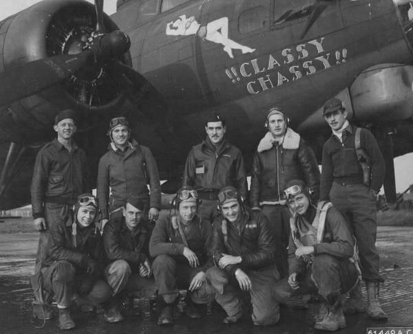B-17 #42-31137 / Classy Chassy
