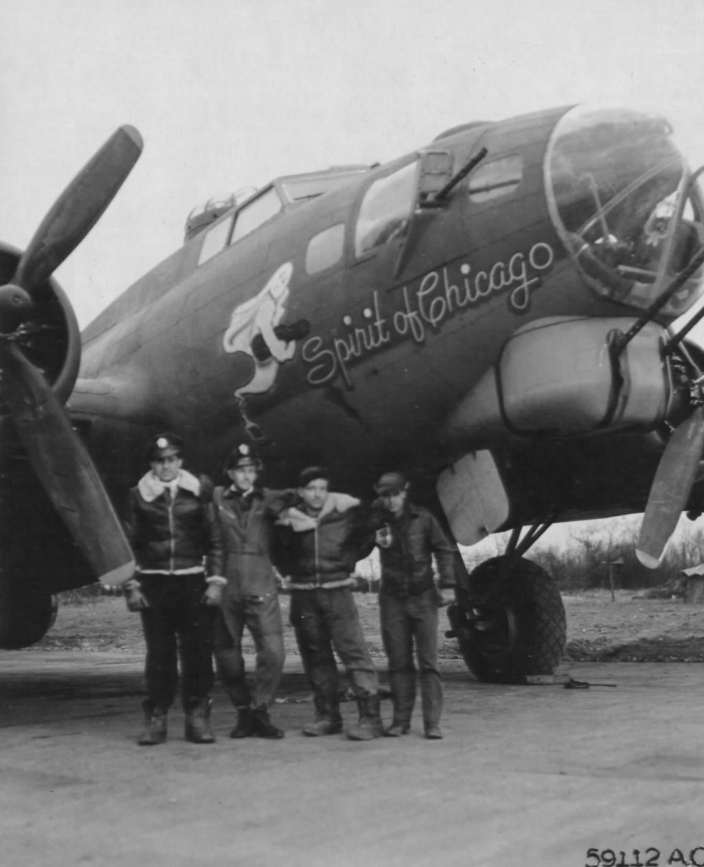 B-17 #42-31174 / Spirit of Chicago