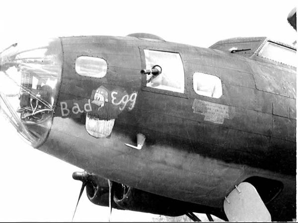 B-17 #42-31229 / Bad Egg