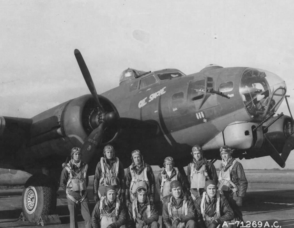 B-17 #42-31262 / Ole Smoke